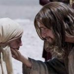 14-Jesus talking with young girl